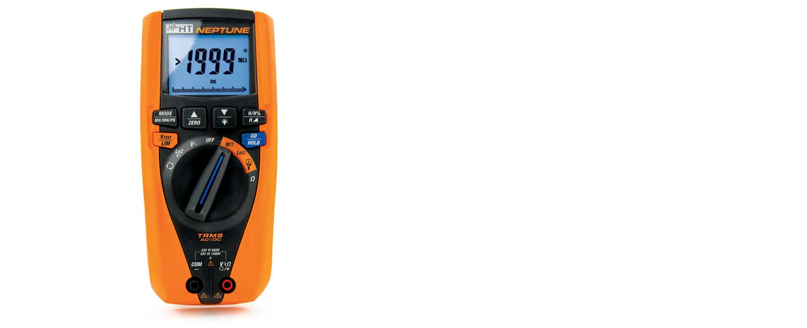 Multifunction Multimeter to test electrical safety