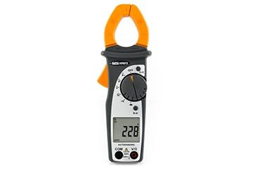 Clamp meter AC 400A with special shell for voltage measurements
