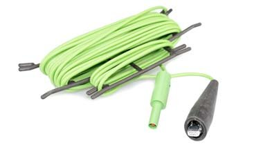 Green measuring cable, 10m