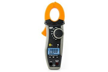 Professional clamp meter AC 600A TRMS, CAT IV 600V