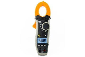 Clamp meter AC 600A CAT IV