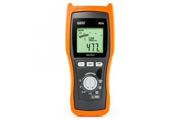 compact insulation tester