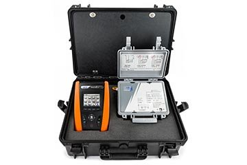 Multi-instrument kit for electric safety and power quality analysis