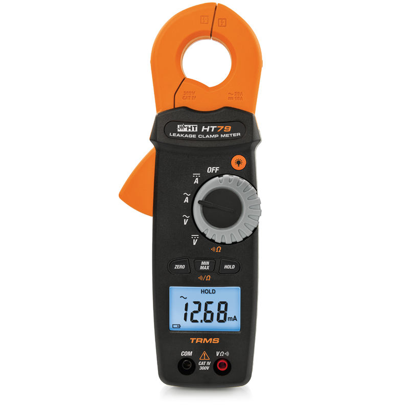 HT79, Clamp Meters, Leakage