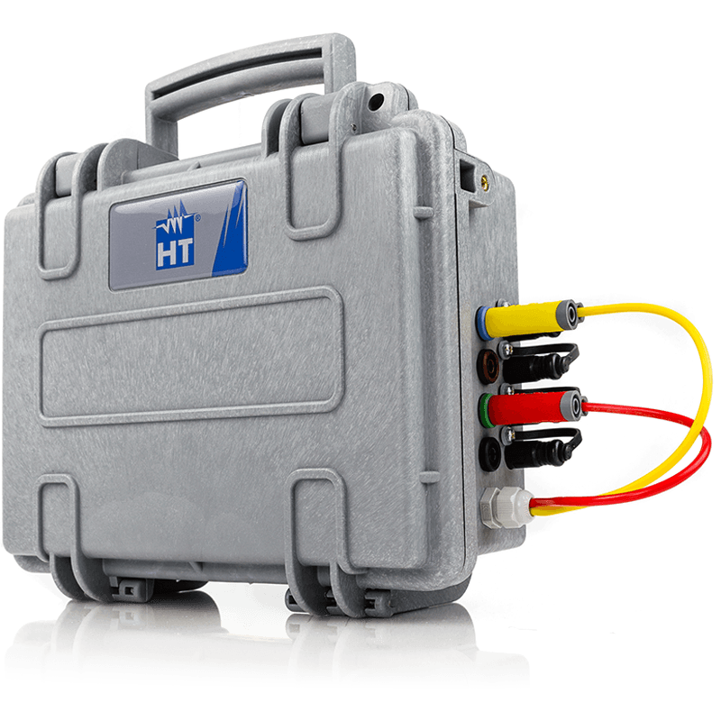 Self-powered  three-phase power quality analyzer, compatible with HTANALYSIS™
