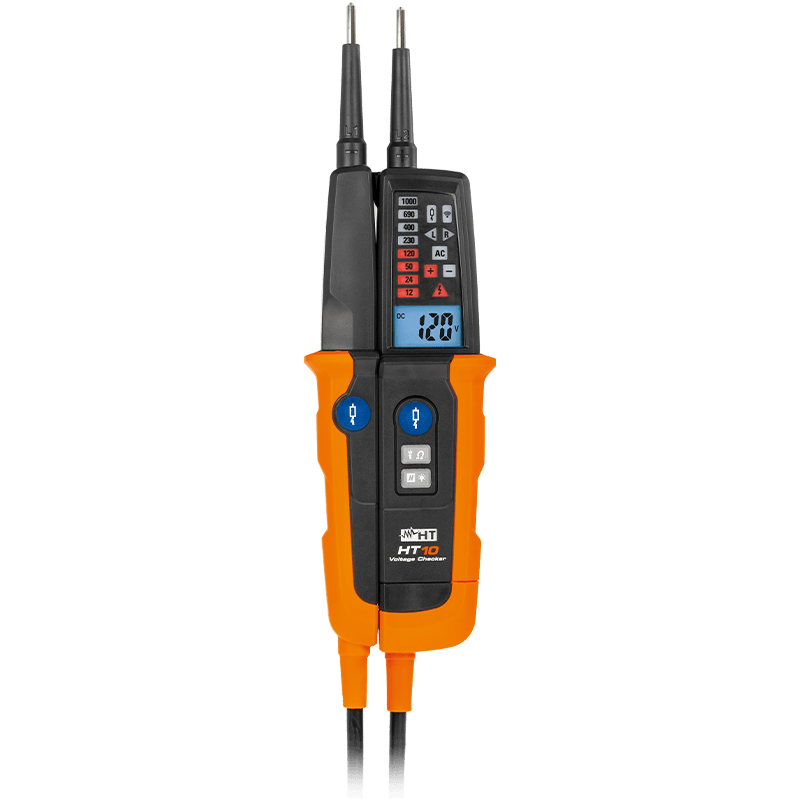 HT10, Digital Multimeters, Two-pole
